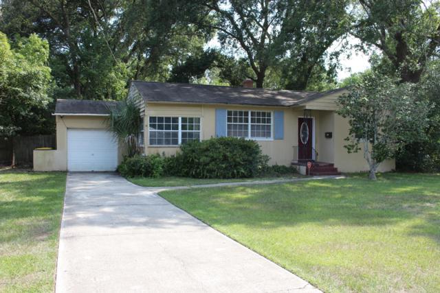 1976 Lakewood Cir N, Jacksonville, FL 32207 (MLS #1002588) :: The Hanley Home Team