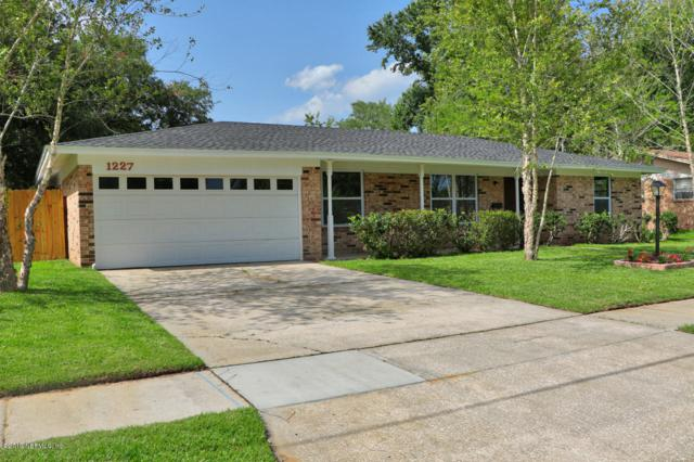 1227 Arbor Cir N, Orange Park, FL 32073 (MLS #1002591) :: Ancient City Real Estate