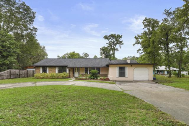 498 Branscomb Rd, GREEN COVE SPRINGS, FL 32043 (MLS #1002592) :: EXIT Real Estate Gallery