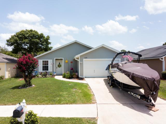 1113 Buccaneer Blvd, GREEN COVE SPRINGS, FL 32043 (MLS #1002615) :: Sieva Realty