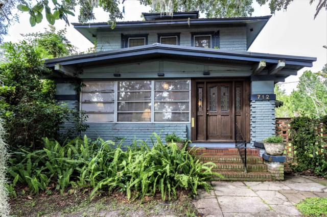 712 Edgewood Ave S, Jacksonville, FL 32205 (MLS #1002619) :: The Hanley Home Team