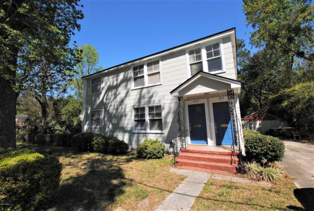 1213 Willow Branch Ave, Jacksonville, FL 32205 (MLS #1002795) :: Ancient City Real Estate