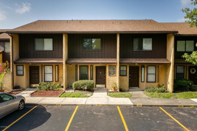 3517 Peeler Rd #23, Jacksonville, FL 32277 (MLS #1002812) :: The Hanley Home Team