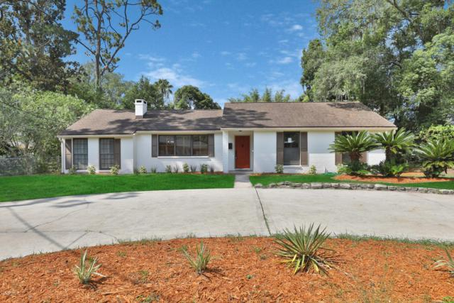 3532 Ponce De Leon Ave, Jacksonville, FL 32217 (MLS #1002940) :: The Hanley Home Team