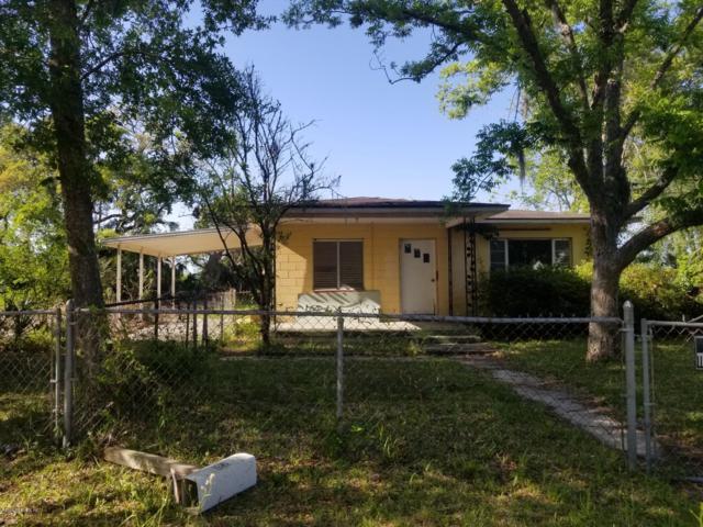 731 Kenilworth St, Jacksonville, FL 32208 (MLS #1003028) :: The Hanley Home Team