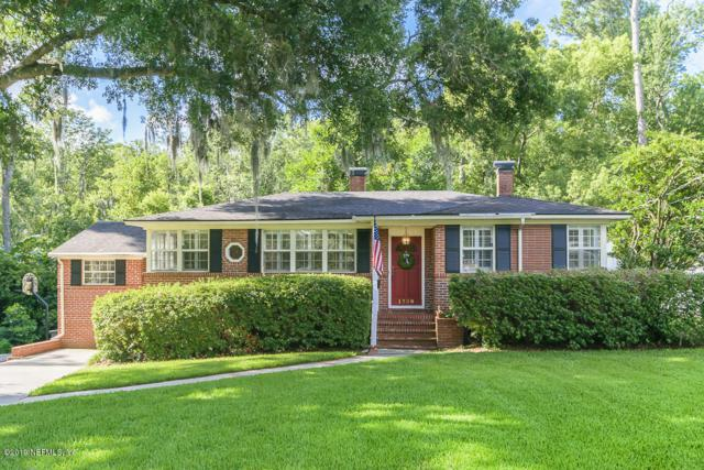 1728 Peachtree Cir S, Jacksonville, FL 32207 (MLS #1003341) :: The Hanley Home Team