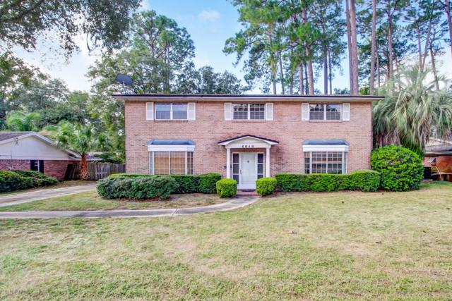 6848 La Loma Dr, Jacksonville, FL 32217 (MLS #1003559) :: The Hanley Home Team
