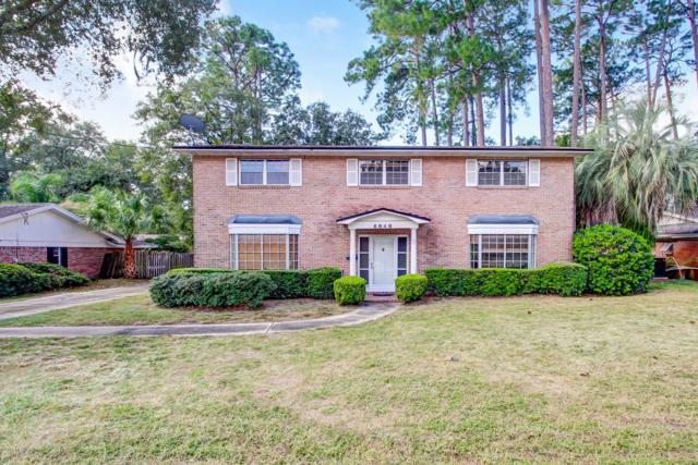 6848 La Loma Dr, Jacksonville, FL 32217 (MLS #1003559) :: Noah Bailey Group