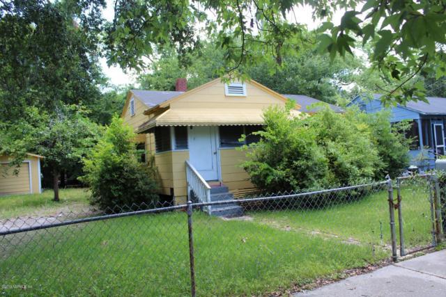 2121 Egner St, Jacksonville, FL 32206 (MLS #1003698) :: The Hanley Home Team