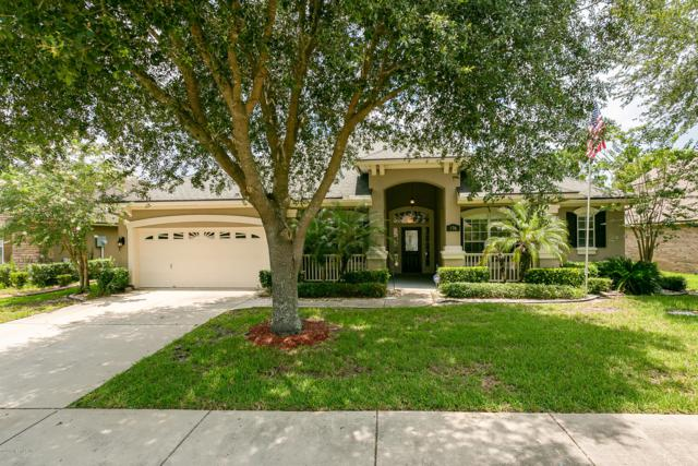 836 Songbird Dr, Orange Park, FL 32065 (MLS #1003902) :: eXp Realty LLC | Kathleen Floryan
