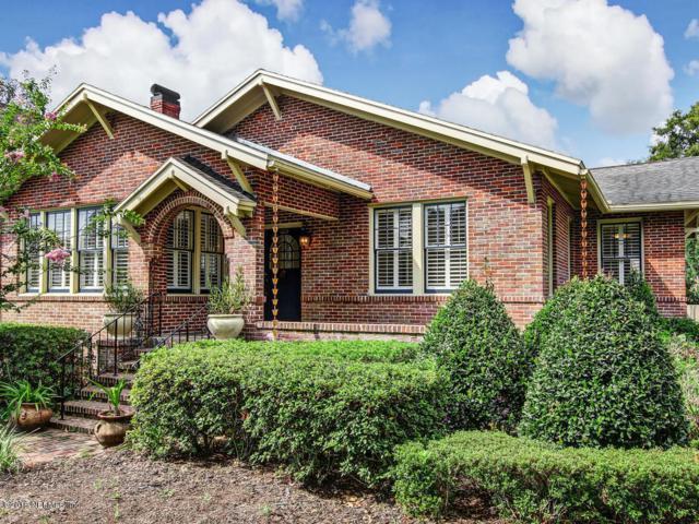 1600 Edgewood Ave S, Jacksonville, FL 32205 (MLS #1004024) :: The Hanley Home Team