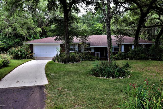1235 S Lawrence Blvd, Keystone Heights, FL 32656 (MLS #1004051) :: Noah Bailey Group