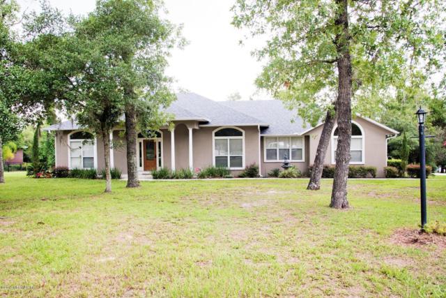 6597 Camelot Ct, Keystone Heights, FL 32656 (MLS #1004420) :: The Hanley Home Team