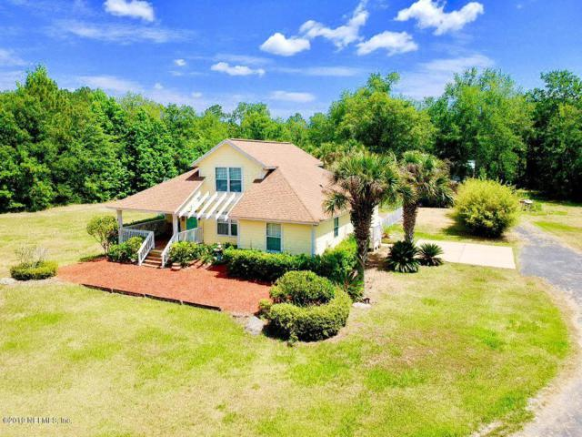 1291 Carter Rd, Lawtey, FL 32058 (MLS #1004525) :: The Hanley Home Team