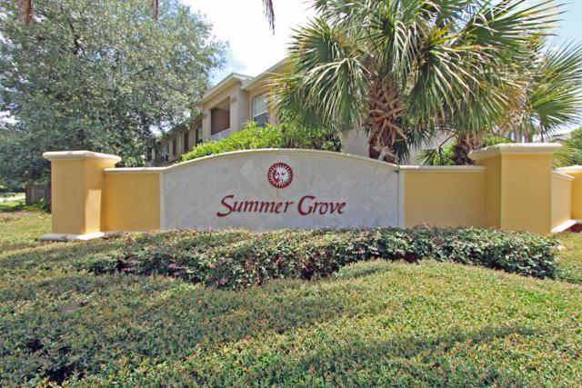 3881 Summer Grove Way N #9, Jacksonville, FL 32257 (MLS #1004781) :: The Hanley Home Team