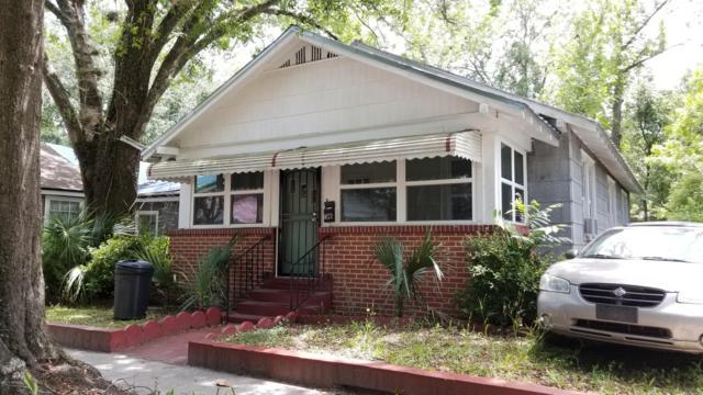1346 W 23RD St, Jacksonville, FL 32209 (MLS #1005079) :: The Hanley Home Team