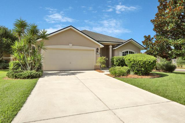 601 Stonehill Pl, St Augustine, FL 32092 (MLS #1005092) :: The Hanley Home Team