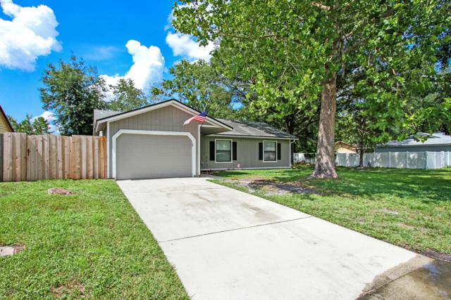 1836 Shannon Lake Dr, Middleburg, FL 32068 (MLS #1005149) :: Sieva Realty