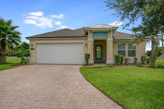 132 Tidal Ln, St Augustine, FL 32080 (MLS #1005187) :: eXp Realty LLC | Kathleen Floryan