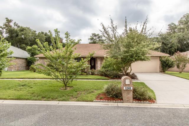 1240 Summerfield Ct, Orange Park, FL 32073 (MLS #1005207) :: The Hanley Home Team