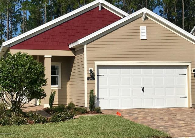 291 Sweet Oak Way, St Augustine, FL 32095 (MLS #1005251) :: The Hanley Home Team