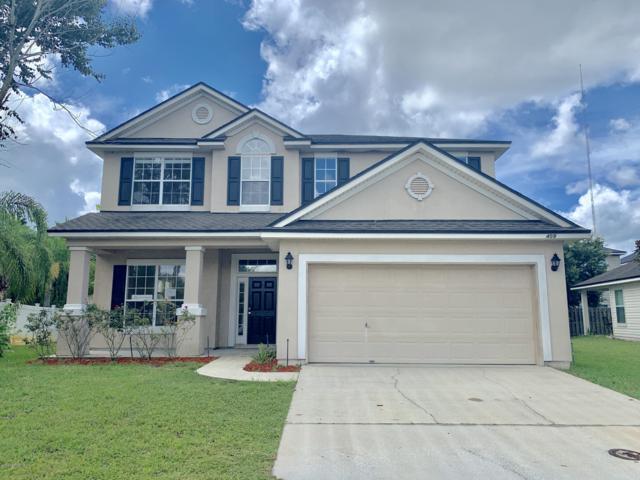 409 Hidden Tree Dr S, St Augustine, FL 32086 (MLS #1005319) :: Berkshire Hathaway HomeServices Chaplin Williams Realty
