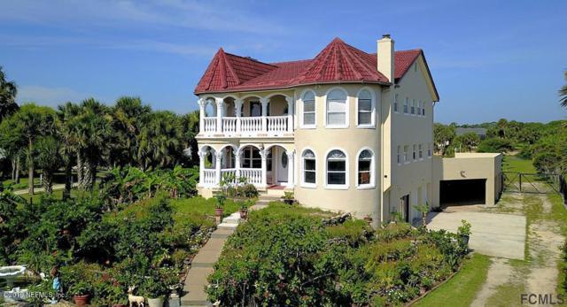 3164 N Ocean Shore Blvd, Flagler Beach, FL 32136 (MLS #1005341) :: The Hanley Home Team