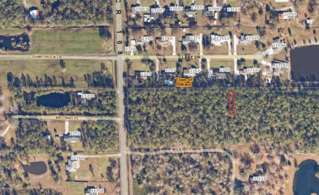 LOT 23 County Road 108, Hilliard, FL 32046 (MLS #1005475) :: The Hanley Home Team