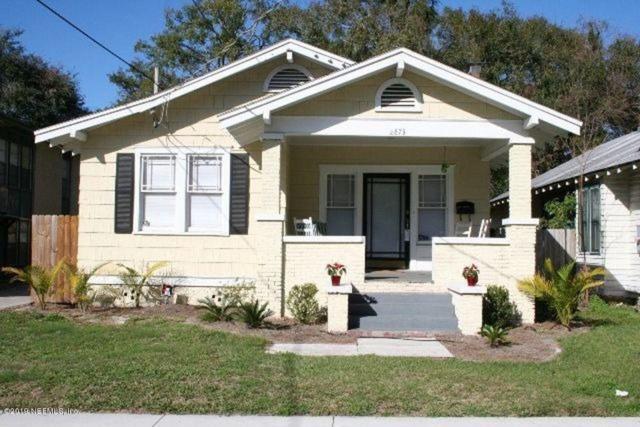 2873 Post St, Jacksonville, FL 32205 (MLS #1005534) :: The Hanley Home Team