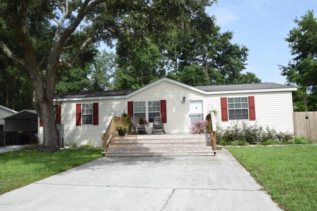 312 Shady Oak Cir, St Augustine, FL 32092 (MLS #1005904) :: Sieva Realty