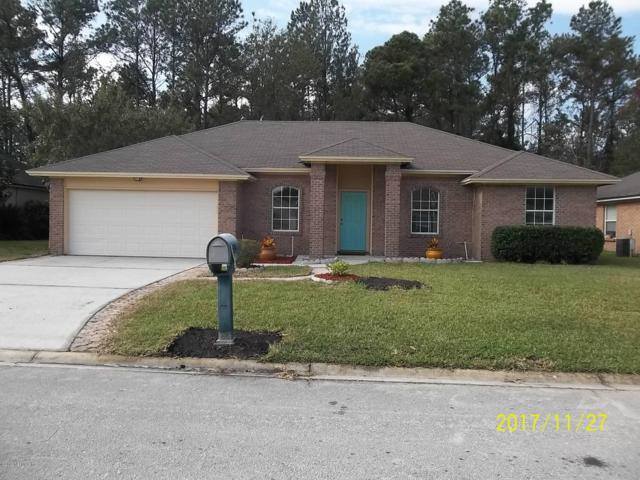 2215 Thomas Lynch Ct, Orange Park, FL 32073 (MLS #1005905) :: Ancient City Real Estate