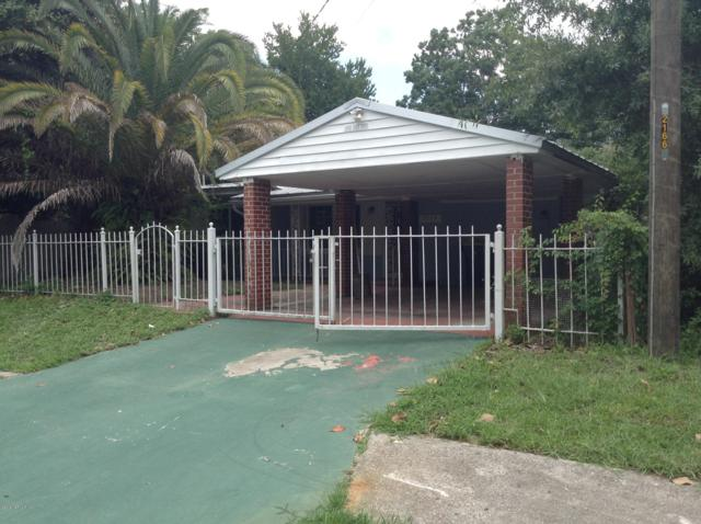 2164 40TH St, Jacksonville, FL 32209 (MLS #1005959) :: Memory Hopkins Real Estate