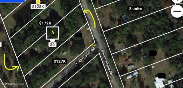 95297 Santa Juana Rd, Fernandina Beach, FL 32034 (MLS #1005968) :: EXIT Real Estate Gallery