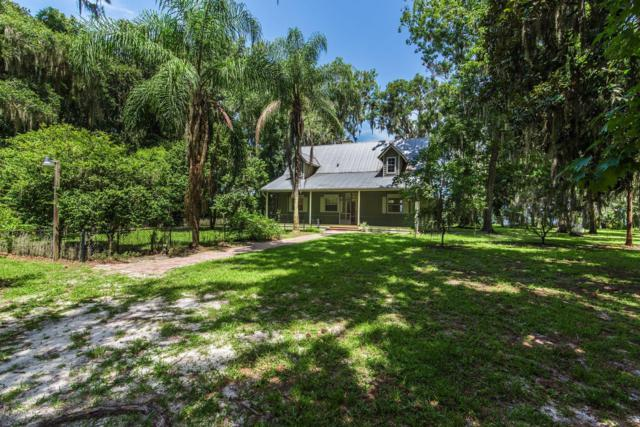 528 County Rd 207A, East Palatka, FL 32131 (MLS #1006046) :: The Hanley Home Team