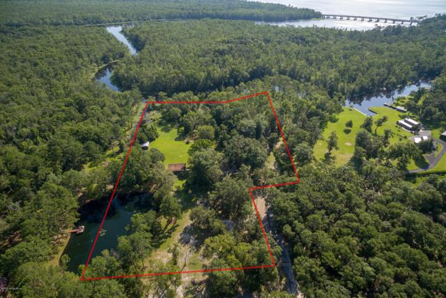 1520 Peters Creek Rd, GREEN COVE SPRINGS, FL 32043 (MLS #1006144) :: Berkshire Hathaway HomeServices Chaplin Williams Realty