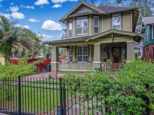 2222 Post St, Jacksonville, FL 32204 (MLS #1006204) :: Memory Hopkins Real Estate