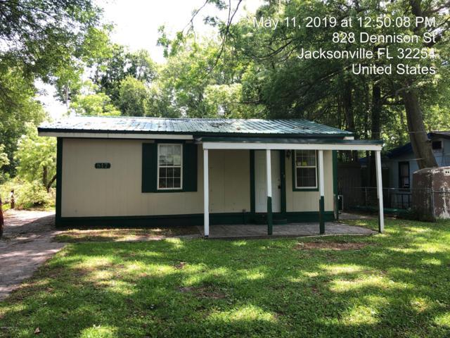 817 Dennison St, Jacksonville, FL 32254 (MLS #1006220) :: The Hanley Home Team