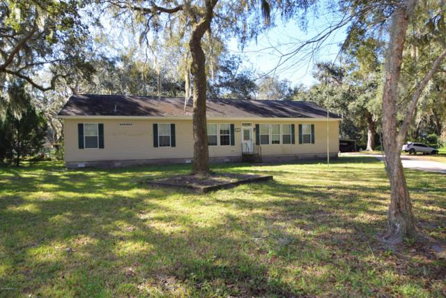 6881 Tammy Ln, St Augustine, FL 32095 (MLS #1006284) :: Berkshire Hathaway HomeServices Chaplin Williams Realty