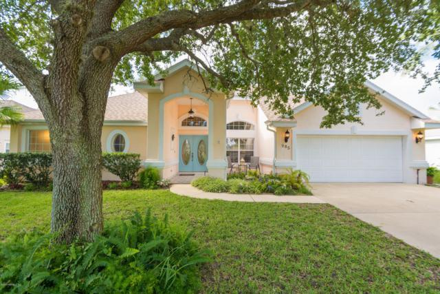 985 Fish Island Pl, St Augustine, FL 32080 (MLS #1006305) :: Berkshire Hathaway HomeServices Chaplin Williams Realty
