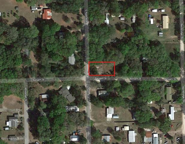 3325 S Palm Ave, Palatka, FL 32177 (MLS #1006313) :: Berkshire Hathaway HomeServices Chaplin Williams Realty