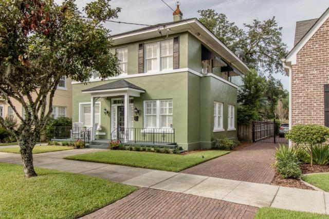 1628 Challen Ave, Jacksonville, FL 32205 (MLS #1006482) :: EXIT Real Estate Gallery