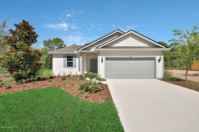 279 La Mancha Dr, St Augustine, FL 32086 (MLS #1006590) :: Berkshire Hathaway HomeServices Chaplin Williams Realty