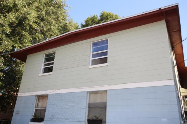 1845 W 13TH St, Jacksonville, FL 32209 (MLS #1006625) :: Ancient City Real Estate