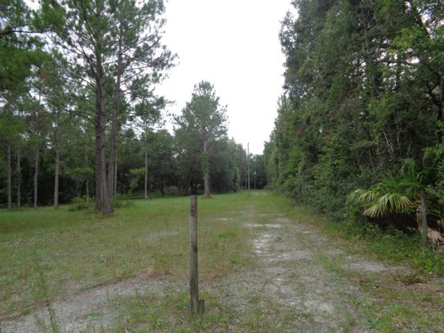 20609 NE 51 Ln, Earlton, FL 32631 (MLS #1006629) :: The Hanley Home Team
