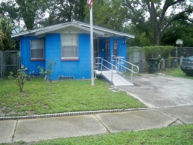 1497 W 23RD St, Jacksonville, FL 32209 (MLS #1006686) :: The Hanley Home Team