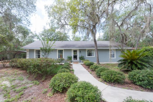 5460 County Road 352, Keystone Heights, FL 32656 (MLS #1006737) :: The Hanley Home Team