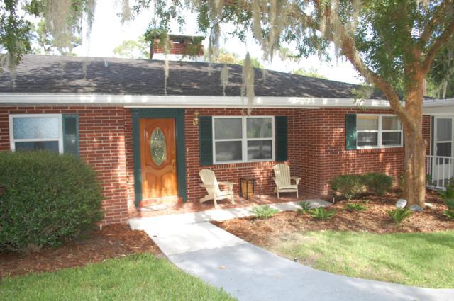 3901 State Rd 21, Keystone Heights, FL 32656 (MLS #1006742) :: Berkshire Hathaway HomeServices Chaplin Williams Realty