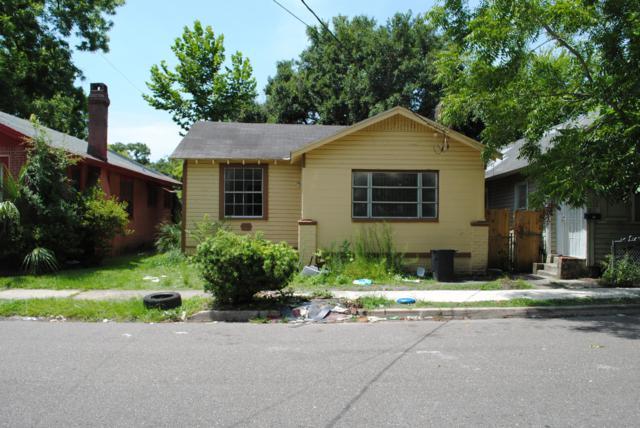 1428 Mc Conihe St, Jacksonville, FL 32209 (MLS #1006802) :: EXIT Real Estate Gallery