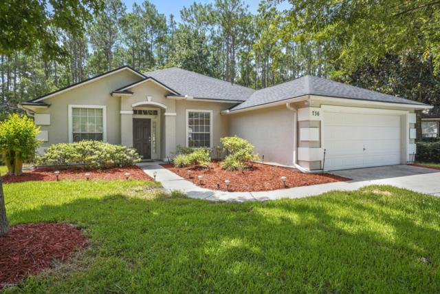 736 Austin Pl, Jacksonville, FL 32259 (MLS #1006965) :: Summit Realty Partners, LLC