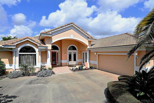 18 Oak View Cir E, Palm Coast, FL 32137 (MLS #1006982) :: Berkshire Hathaway HomeServices Chaplin Williams Realty